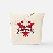 GRANNY'S SWEETHEART Tote Bag