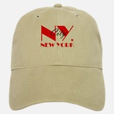 NY CITY, NEW YORK Baseball Baseball Cap