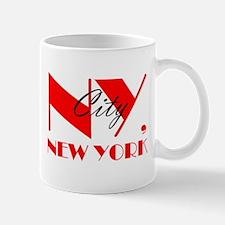 NY CITY, NEW YORK Mug
