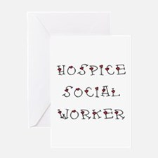 Hospice SW Hearts Greeting Card