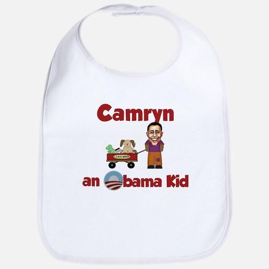 Camryn - an Obama Kid Bib