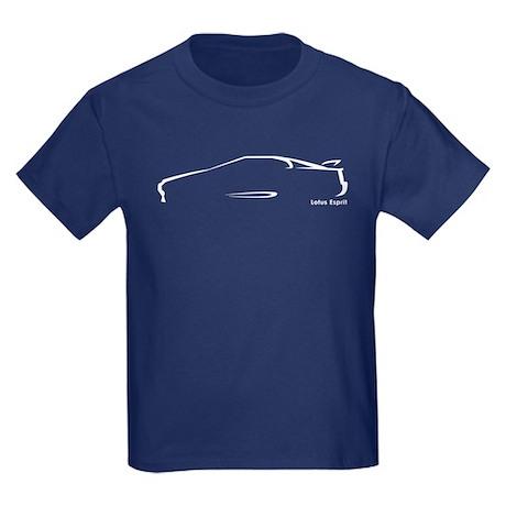 Lotus Esprit Kids Dark T-Shirt