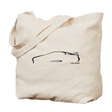 Lotus Esprit Tote Bag