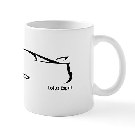 Lotus Esprit Mug