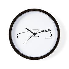 Lotus Esprit Wall Clock