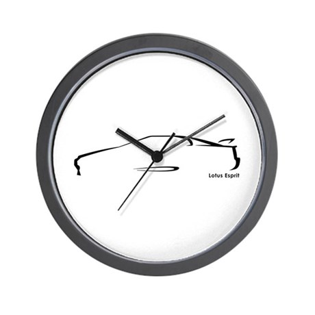 Lotus Esprit Wall Clock By Profiledesigns