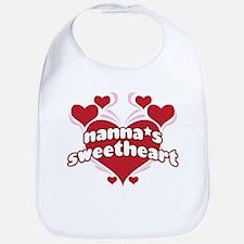 NANNA'S SWEETHEART Bib