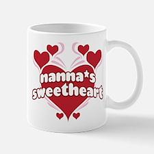 NANNA'S SWEETHEART Mug