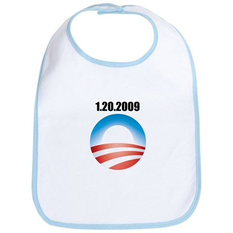 Barack Obama - 1.20.2009 Logo Bib
