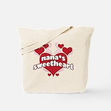 NANA'S SWEETHEART Tote Bag