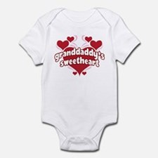 GRANDDADDY'S SWEETHEART Infant Bodysuit