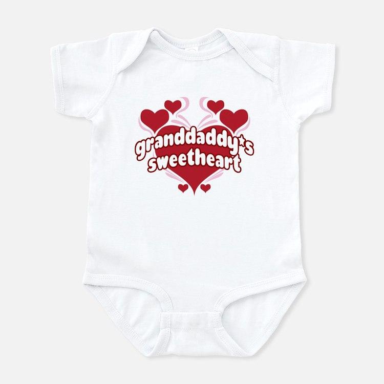 GRANDDADDY'S SWEETHEART Infant Bodysuit
