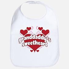 GRANDDADDY'S SWEETHEART Bib