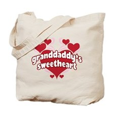 GRANDDADDY'S SWEETHEART Tote Bag