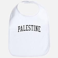 Palestine Black Bib