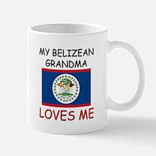 My Belizean Grandma Loves Me Mug