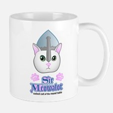 Sir Meowalot Mug