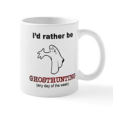 Rather Be Ghosthunting Mug