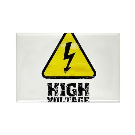 High voltage Rectangle Magnet (100 pack)