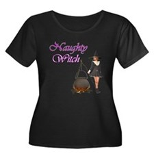 Naughty Witch T