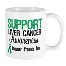 Support LiverCancerAwareness Mug