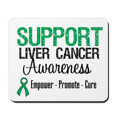 Support LiverCancerAwareness Mousepad