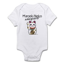 Maneki Neko Whisperer Infant Bodysuit