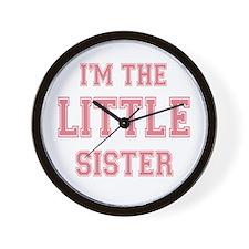 Little Sister Wall Clock