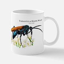 Tarantula Hawk Wasp Mug