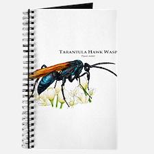 Tarantula Hawk Wasp Journal
