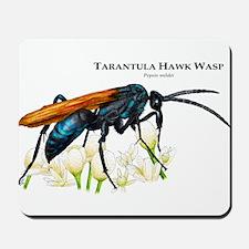 Tarantula Hawk Wasp Mousepad