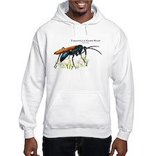 Tarantula Hawk Wasp Hoodie