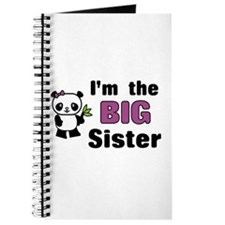 I'm the Big Sister Journal
