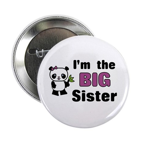 """I'm the Big Sister 2.25"""" Button"""