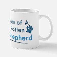 Spoiled Rotten Poodle Mug