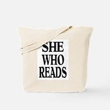 Cute Readers Tote Bag