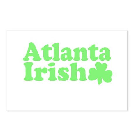 Atlanta Irish Postcards (Package of 8)