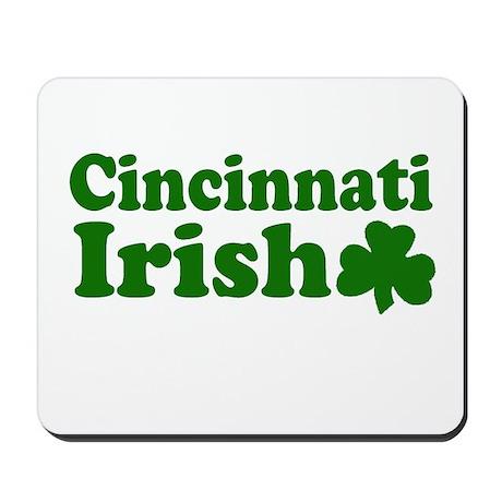 Cincinnati Irish Mousepad