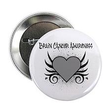 "Brain Cancer Awareness 2.25"" Button"