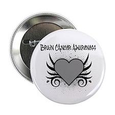 """Brain Cancer Awareness 2.25"""" Button (10 pack)"""