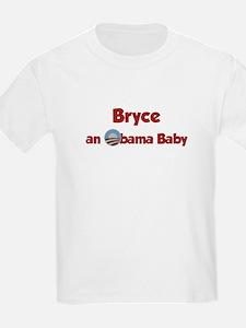 Bryce - Obama Baby T-Shirt