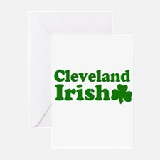 Cleveland Irish Greeting Cards (Pk of 10)