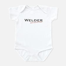 Welder / Attitude Infant Bodysuit