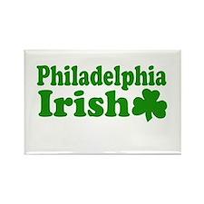 Philadelphia Irish Rectangle Magnet (10 pack)