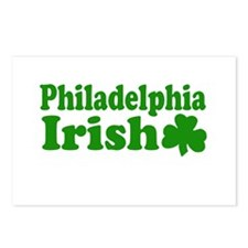 Philadelphia Irish Postcards (Package of 8)