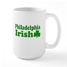Philadelphia Irish Mug