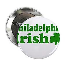 "Philadelphia Irish 2.25"" Button"
