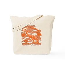 Blue Pro-Prosauropod Tote Bag