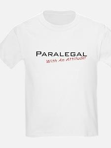 Paralegal / Attitude T-Shirt