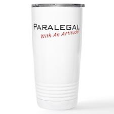 Paralegal / Attitude Travel Mug